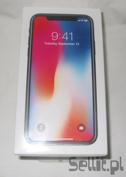 Brand New Apple iPhone X